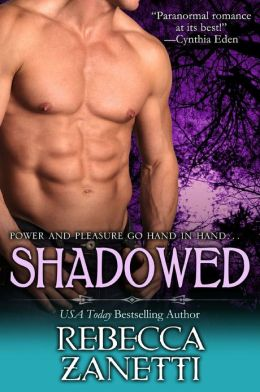 Shadowed Cover