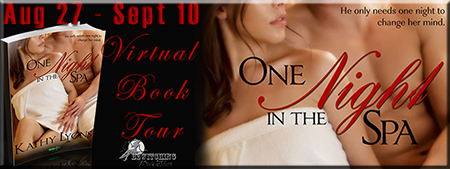 One Night In The Spa Banner 450 x 169