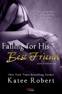 Blog Tour Review & Giveaway:  Falling for His Best Friend by Katee Robert