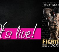 Release Day Blitz:  Fighting Solitude – Aly Martinez