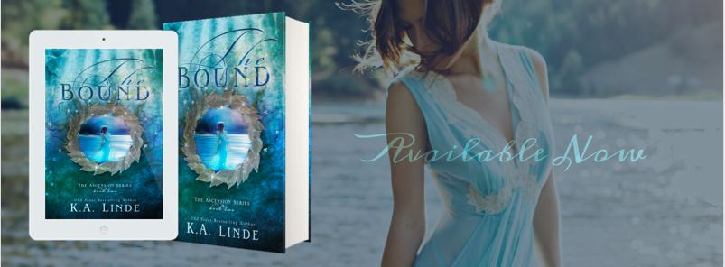 Blog Tour Review:  The Bound by K. A. Linde