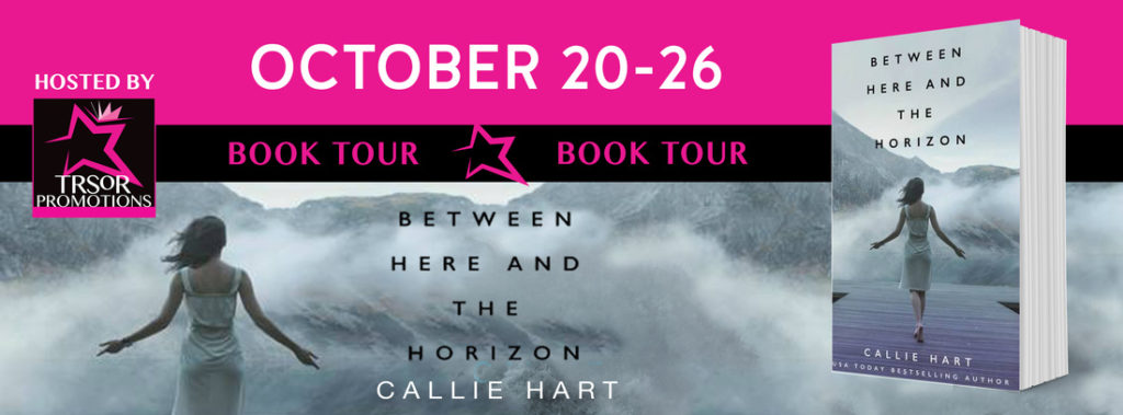 Blog Tour Review:  Between Here and the Horizon by Callie Hart