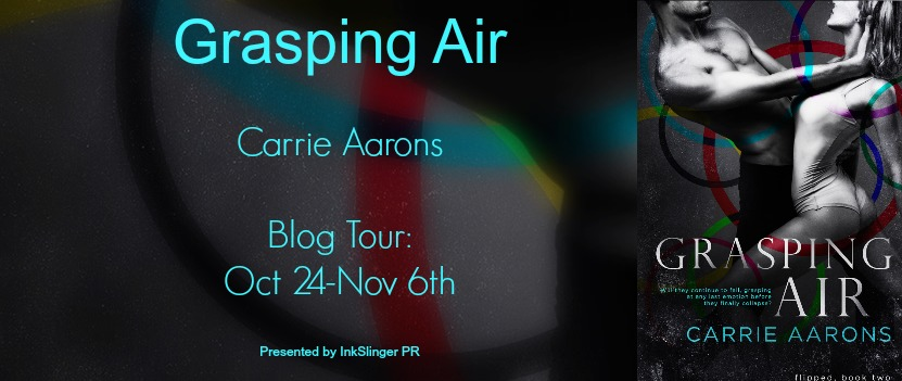Blog Tour Review & Giveaway:  Grasping Air – Carrie Aarons