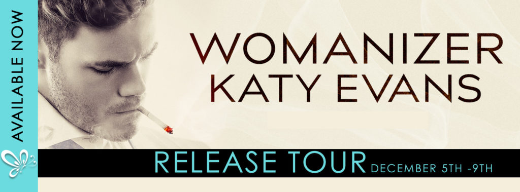 Release Tour Review:  Womanizer by Katy Evans