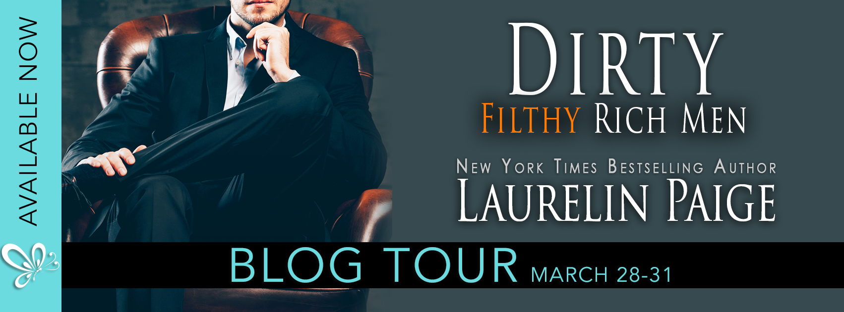 Blog Tour Review:  Dirty Filthy Rich Men by Laurelin Paige