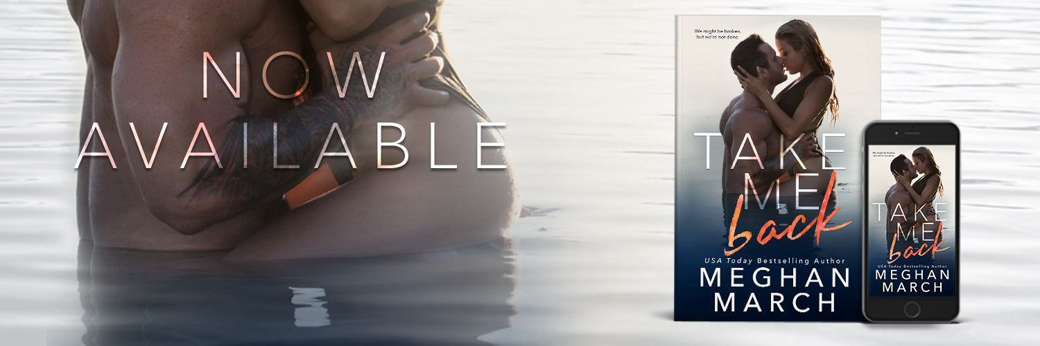 Blog Tour Review:  Take Me Back by Meghan March