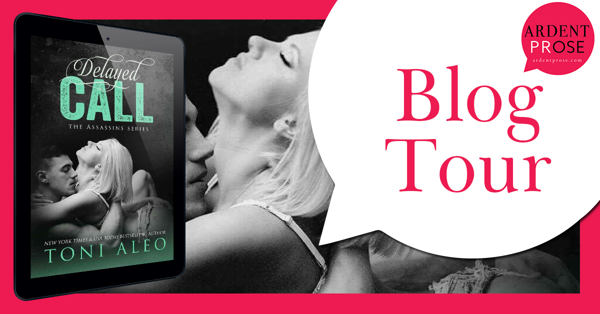 Blog Tour Review:  Delayed Call by Toni Aleo